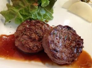 山形牛ロールステーキの画像