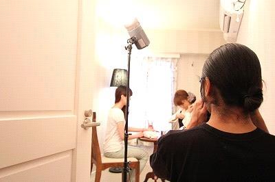 プロカメラマンによる撮影