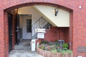 レンタルサロンist Village 東京の入口