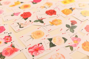 Rosa・バラのカード