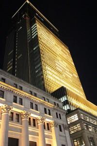 日本橋にある高級ホテル「マンダリン オリエンタル東京」