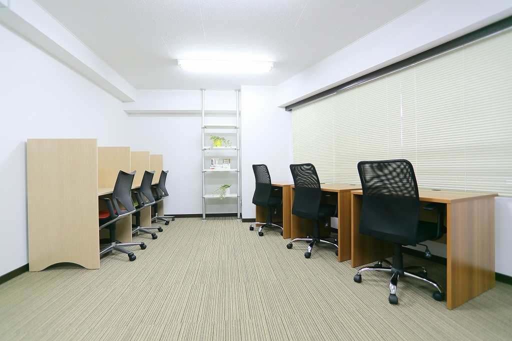 シェアオフィスのイメージ