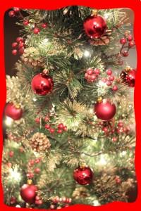 イスト・ヴィレッジ東京のクリスマスツリー