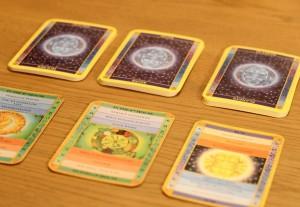 ワンポイント占いに使用するカルマカード