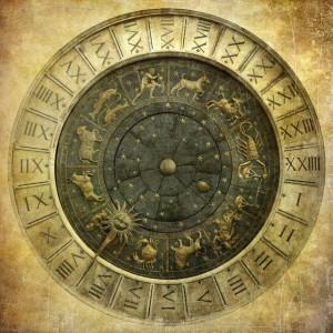 占いの象徴ともいえる12星座の画像