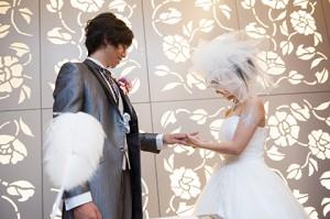 ビアンカさん画像結婚式