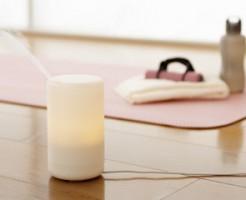 色々な効能があるといわれているアロマセラピー。クライアントに合わせて香りも変えてみてはいかがですか?