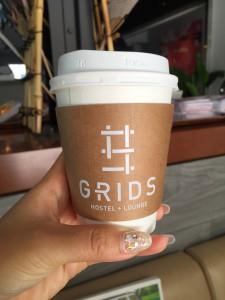 おかわり自由のコーヒー