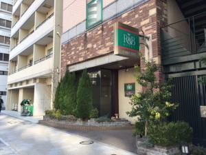 R&Bホテル東日本橋外観