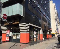アパホテル東日本橋駅前外観