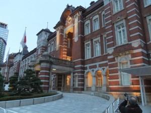 東京ステーションホテル外観写真