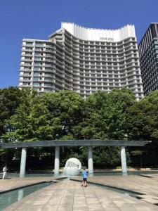 パレスホテル外観写真
