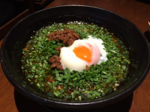 虎穴の麻辣麺