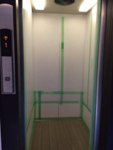 1Fエレベーター写真