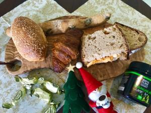 ビーバーブレッドで購入したパン