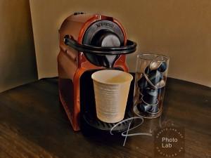 コーヒーマシン画像