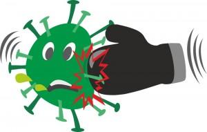 感染防止に重大な枠割をもつ免疫