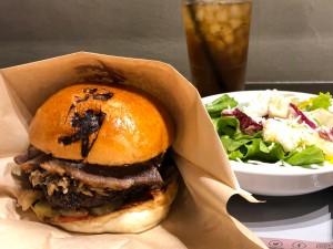 ザ・和牛バーガーの写真